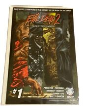 Evil Dead 2 Tales Of The Ex-Mortis #1 1st print Ash vs Army Of Darkness Sgp 2015