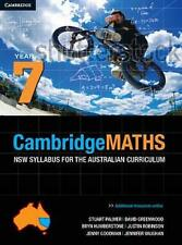 NEW Cambridge Maths Year 7 By Stuart Palmer Book with Other Items Free Shipping