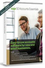 New Sage 50 Essentials Accounts (Latest Version - Perpetual Licence)