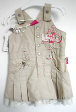 Pampolina Kleid Latzrock Gr 74 Neu mit Etikett