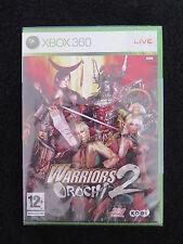 XBOX 360 : WARRIORS OROCHI 2 - Nuovo, sigillato !