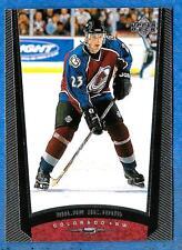 1998-99 Upper Deck MILAN HEJDUK (ex-mt) Colorado Avalanche Rookie