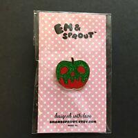 Snow White Evil Queen Poisoned Poison Apple Fantasy Disney Pin 0