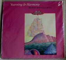 Tri Atma w/ Klaus Netzle Yearning & Harmony 1983 Fortuna Recs NEW AGE Sealed LP