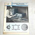 Orig Hewlett Packard Application Note 77-1 Transistor Parameter Measurements