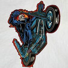 Marvel Ghost Rider Embroidered Big Patch for Back Comics Motorcycle Biker Rocker