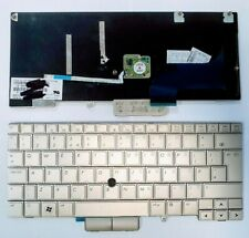 HP EliteBook 2730p 2740p 2760p Keyboard UK Layout +Pointer with Frame Sliver AE1