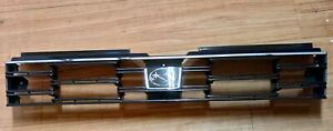1985-1986 Subaru GL Sedan, Wagon OEM Grille Assembly - Excellent Condition!