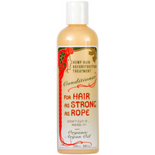 Organic Argan & Hemp Seed Oil Hair Conditioner - Moisturizer & Hair Treatment