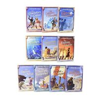 Caroline Lawrence Roman Mysteries Collection 10 Books(From 1 to 10) NEW