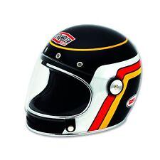 SCRAMBLER Ducati 98103330 Helm Motorradhelm Bell * BLACK TRACK RETRO * M (57/58