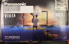 New Panasonic TY-EW3D10U Viera Active Full HD 3D Glasses for Panasonic 3D HDTVs