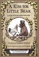A Kiss for Little Bear (An I Can Read Book) by Else Holmelund Minarik