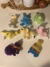 Neopets McDonald's Happy Meal Toys Lot Of 8