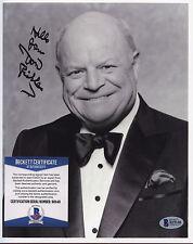 DON RICKLES Signed Autographed 8x10 Photo RARE BAS BECKETT Steve Grad Pawn Stars