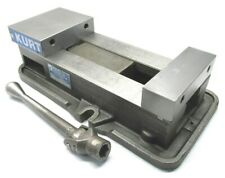 Kurt Anglock 6 Milling Machine Vise With Handle D675