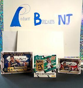 Denver Nuggets   2020-21 Prizm Basketball and  Elite Hobby Box Break #8