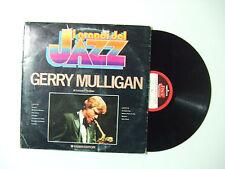 Gerry Mulligan – I Grandi Del Jazz - Disco Vinile 33 Giri LP Album ITALIA 1980