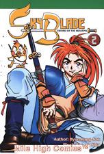 SKY BLADE SWORD OF THE HEAVENS MANGA TPB (2004 Series) #2 Near Mint