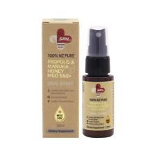 SPH 100% New Zealand Pure Propolis & Manuka Honey MGO 550+ Oral Spray 30ml