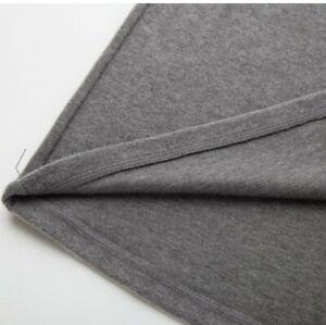Women's Uniqlo Heattech Fleece Stretch Crew Neck Thermal Top Size M Medium