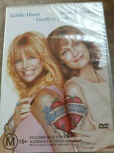 The Banger Sisters (DVD, 2002)** NEW SEALED