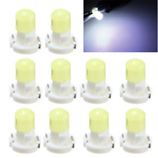 10X T3 Neo Wedge LED Instrument Cluster Dash Panel Climate Lights Bulbs Sets New