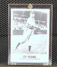 1981 CY YOUNG TCMA BASEBALL CARD - EXCELLENT, SLABBED