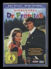 DVD KINDERARZT DR. FRÖHLICH - ROY BLACK + HEIDI HANSEN (Doktor) *** NEU ***