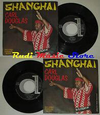LP 45 7'' CARL DOUGLAS Shanghai Witchfinder general 1976 italy DURIUM cd mc dvd*