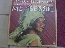 LP LINDA HOPKINS ME & BESSIE FROM BROADWAY MUSICAL N/M