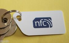 5  X NFC Tag Plastic Key Cards NXP NTAG213 Android Windows Samsung HTC LG Nokia