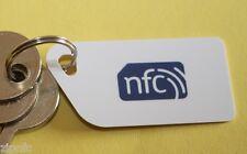5 x NFC Tag in Plastica Key Card NXP Ntag 213 Android Windows Samsung HTC LG Nokia