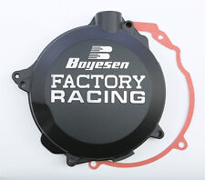 BOYESEN FACTORY RACING CLUTCH COVER (BLACK) CC-41B Fits: Husaberg TE125 Husqvarn