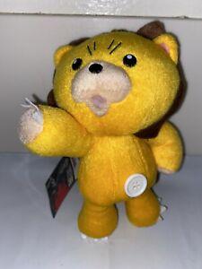 BLEACH Plush Shonen Jump Yellow bear little stuffed animal