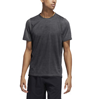 adidas Performance Herren Sport Shirt FREELIFT_360 GRADIENT GRAPHIC TEE schwarz