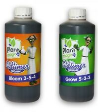 Plant Magic Plus Oldtimer Organic Grow & Bloom 1 L Natural Plant Nutrition