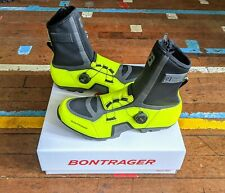 Bontrager JFW Winter Cycling Shoes Boots SPD or Flat EUR 44 UK 10