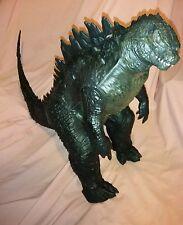 Godzilla Huge Jakks   BLACK  Japanese figure toy Toho Warner Brothers Nuclear