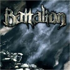 BATTALION (BEL) - Welcome To The Warzone CD