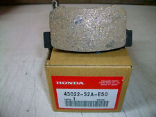 GENUINE HONDA S2000 REAR BRAKE PADS 2000-2009