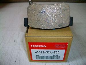 Honda Crv Pastillas de Freno Trasero 2007-2012