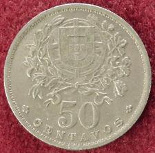 Portogallo 50 CENTAVOS 1956 (D2208)