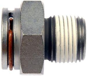 Engine Oil Cooler Line Connector Dorman 800-603