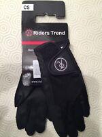 Riders Trend Children's Digital Serino / Mesh Equestrian Horse Riding Gloves CS
