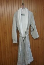 Kassatex Spa Robe, Silver Sage (Small/Medium) with matching belt