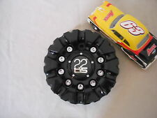 New TIS Glossy Black Wheels Center Cap # TIS0720822