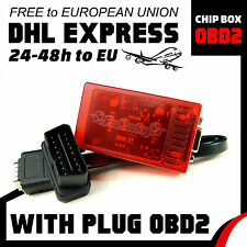 OBD2 Chip Box Tuning TOYOTA Petrol Gas Performance TuningBox via OBDII OBD 2