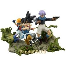 FIGURINES SANGOKU PAN TRUNKS GT HG DRAGON BALL Z DBZ GASHAPON FIGURE FIGURA NEUF