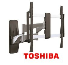 Premium Full Motion Toshiba TV Wall Mount 37 40 42 50 55 60 65 70 Inch LCD LED